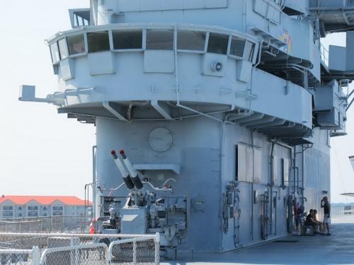 Фотообзор - американский аианосец USS Yorktown CV-10 (167 фото)
