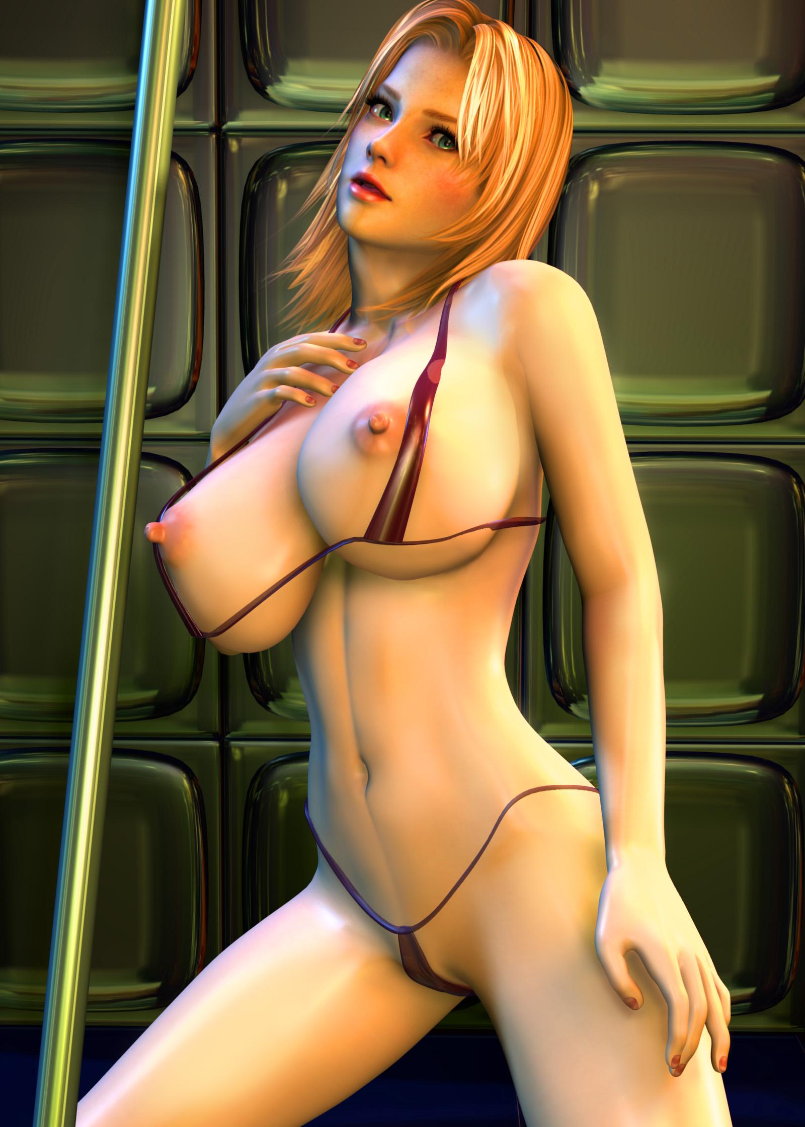 Doa girls lingerie pics erotica wemen