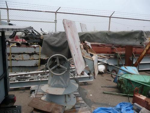Фотообзор - американское грузовое судно SS Red Oak Victory AK-235 (569 фото)