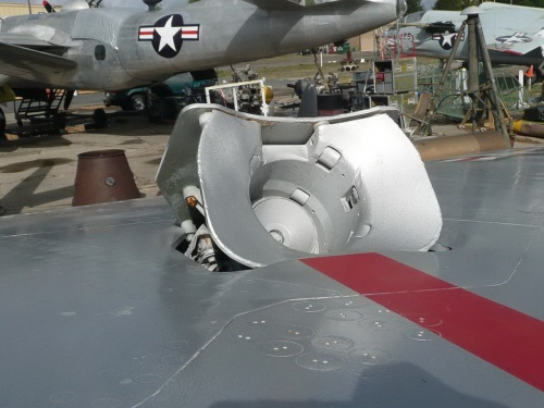 Фотообзор - американский истребитель Republic F-84F Thunderstreak (148 фото)