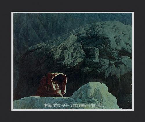 Суровый Тибет Mei Dongsheng (282 фото)