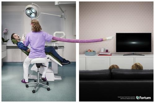 Creative advertising Part 8 (201 фото)