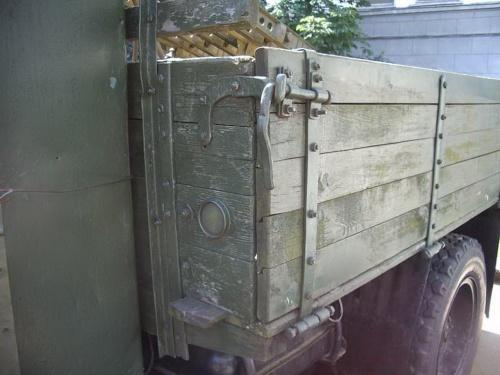 Фотообзор -советский грузовой автомобиль ЗИС-5 (42 фото)