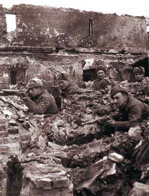 Советская фотохроника Великой Отечественной (358 фото)