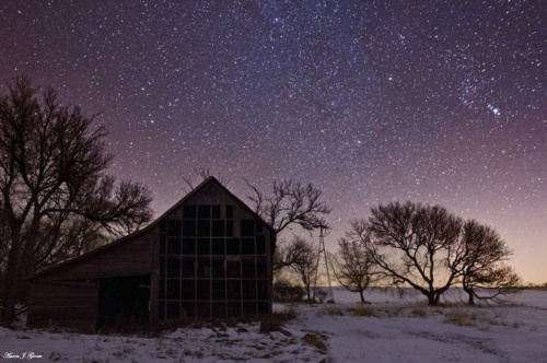 Под звездами... Фотограф Aaron J. Groen (62 фото)