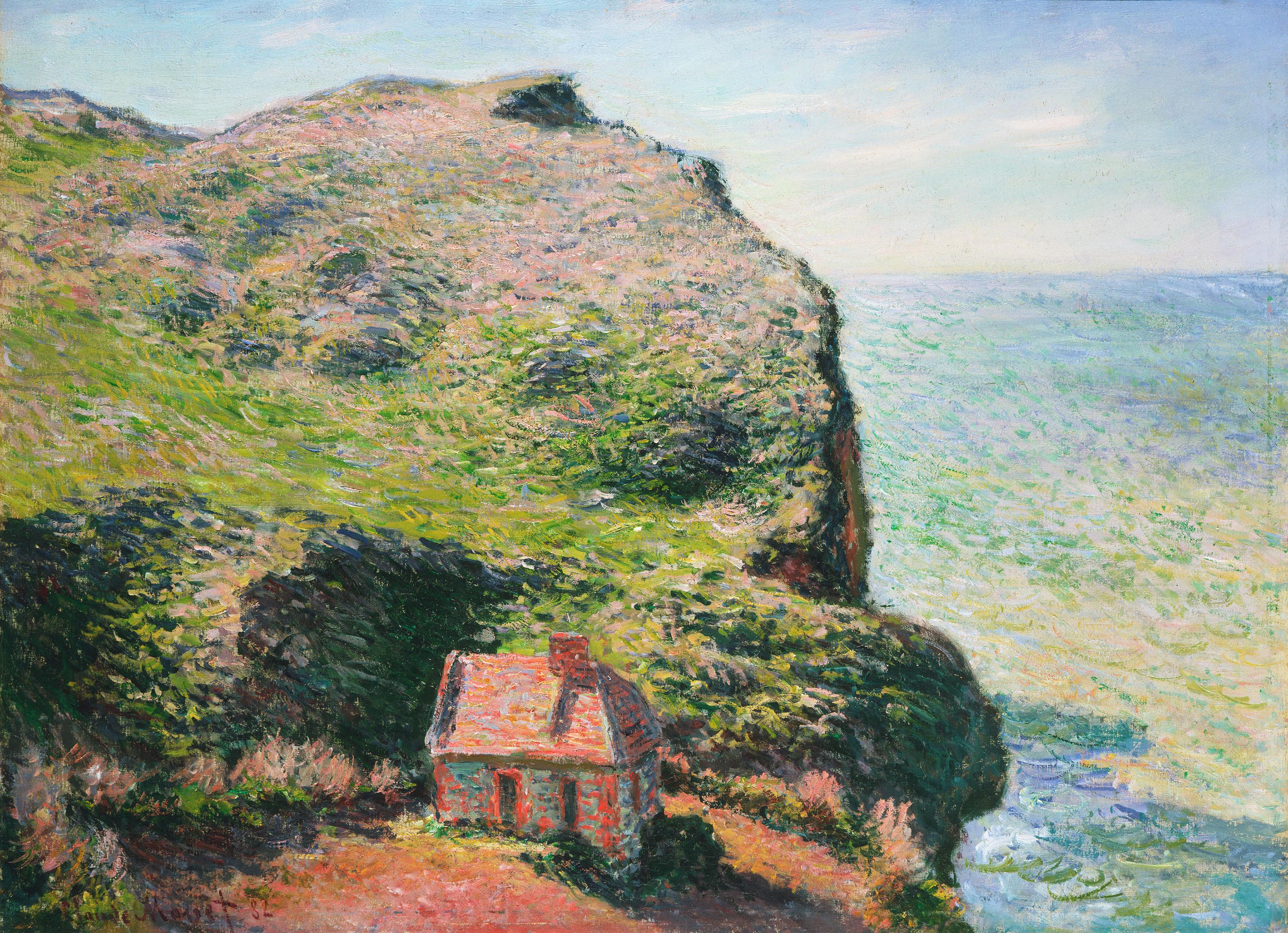 Произведения Клода Моне / Artworks by Claude Monet (153 работ) » Страница 2  » Картины, художники, фотографы на Nevsepic