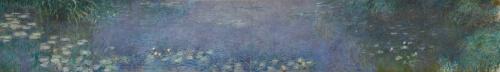 Произведения Клода Моне / Artworks by Claude Monet (153 работ)
