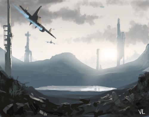 Этот Чудесный Рисованный Мир - 107 (101 работ)