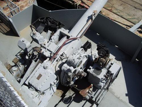 """Фотообзор - американское морское орудие 5""""/38 Mark 12 (31 фото)"""