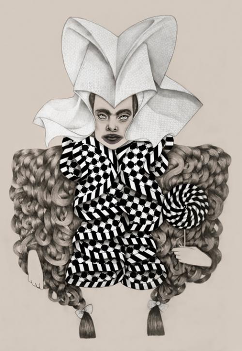 Иллюстратор Tara Dougans (86 фото)