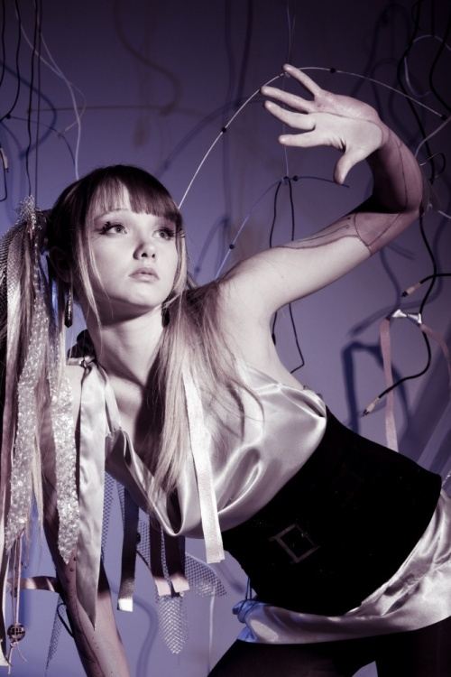 Russian model - Olesya Kharitonov (157 фото)
