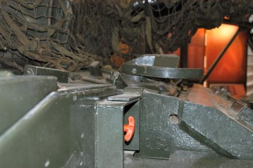 Фотообзор - британский основной боевой танк Centurion FV4011 Mk.6 105mm 17A1 (57 фото)