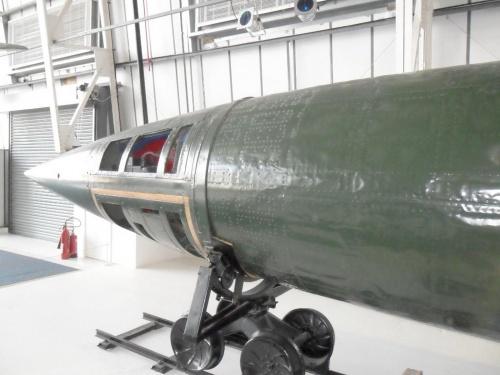 Фотообзор - немецкая баллистическая ракета V-2 (24 фото)