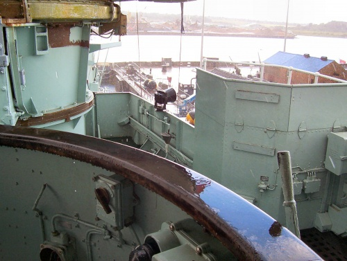 Фотообзор - британский эсминец HMS Cavalier (175 фото)