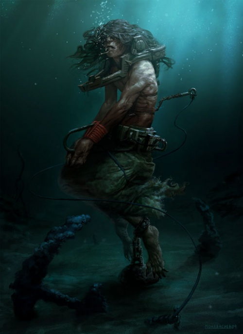 Artworks of Peter Mohrbacher (59 фото)