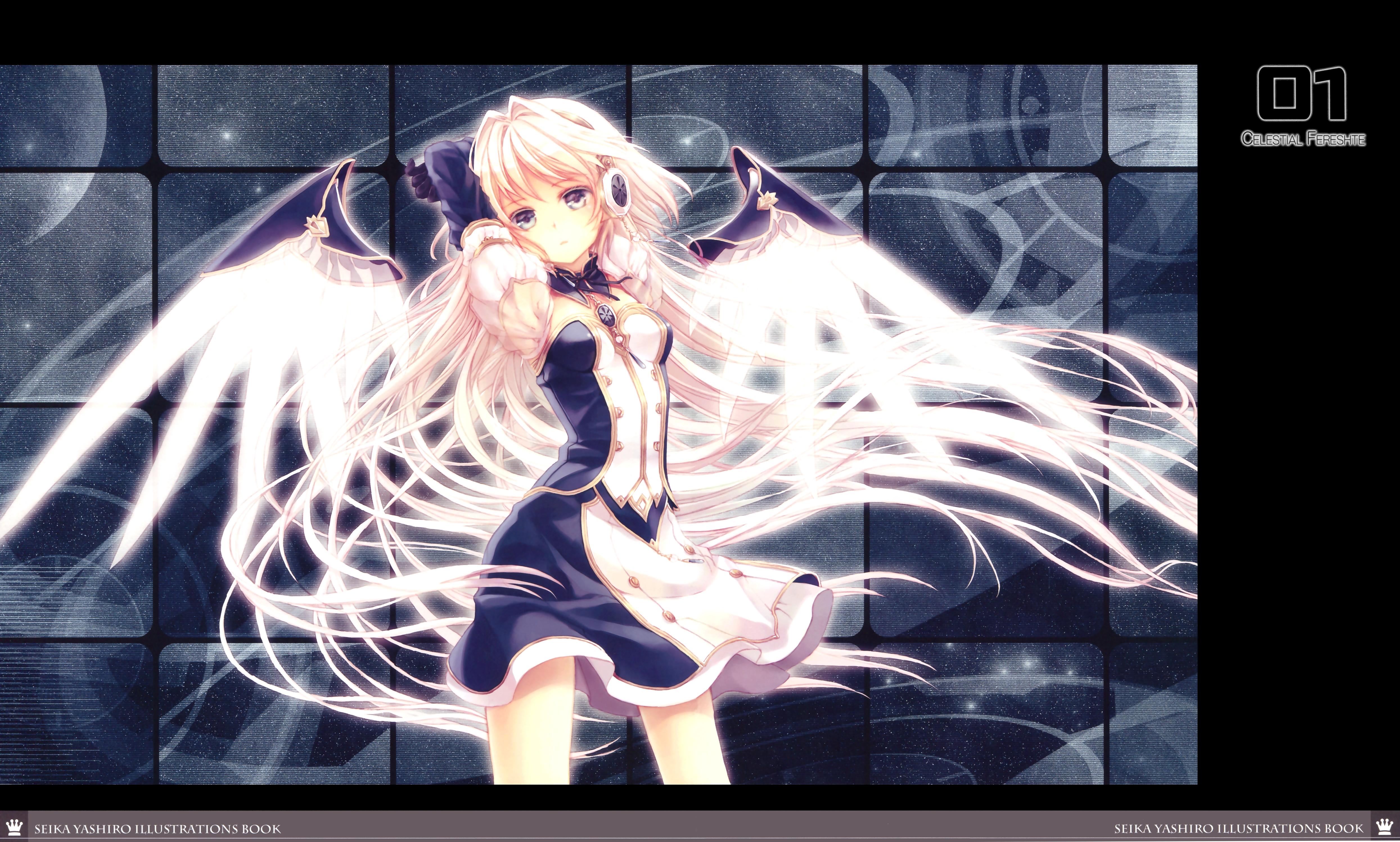 Смотреть angel long 12 фотография
