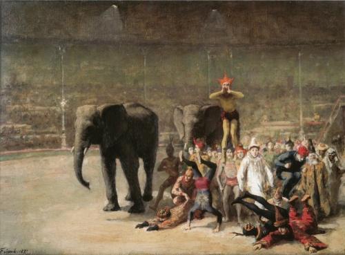 Художник Emile Friant (1863–1932) (74 работ)
