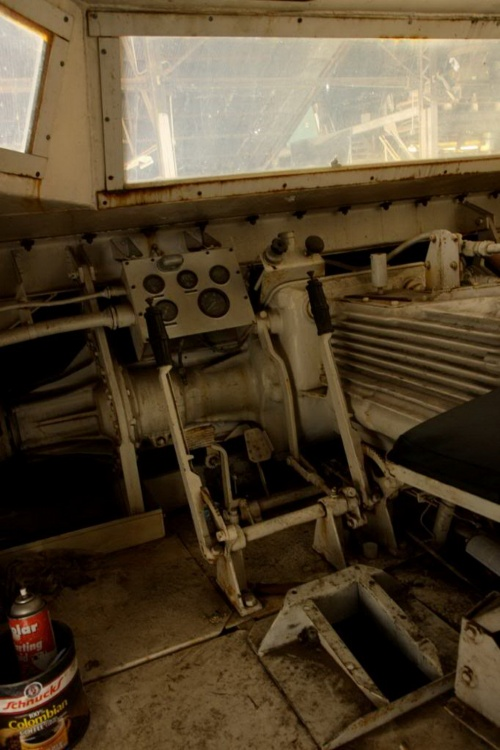 Фотообхзор - американский плавающий транспортер LVT-4 Water Buffaloтер (30 фото)