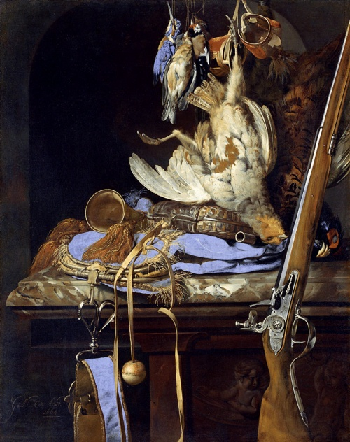 Artworks by Willem van Aelst (1626-1683) (83 работ)