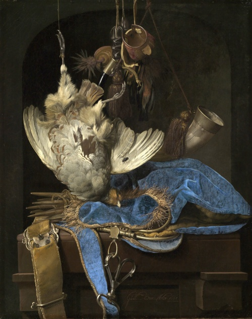 Artworks by Willem van Aelst (1626-1683) (83 фото)