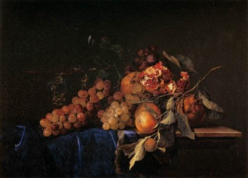 Artworks by Willem van Aelst (1626-1683) (83 фото)