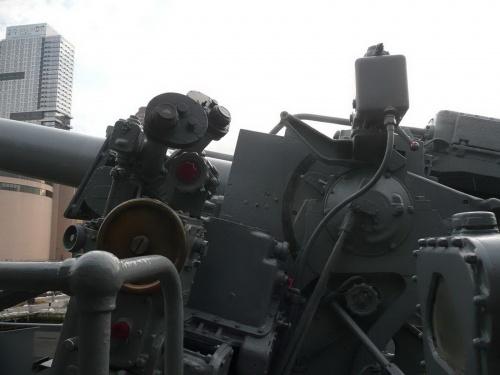 Фотообзор - американское корабельное орудие US 5