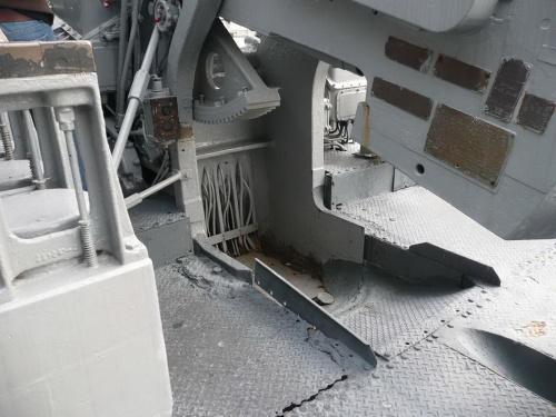 """Фотообзор - американское корабельное орудие US 5"""" Mk24 (30 фото)"""