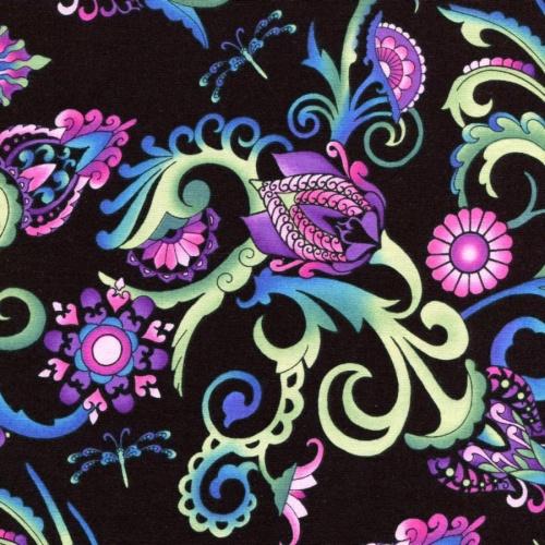 Текстильный рисунок Bywater Fabric (120 работ)