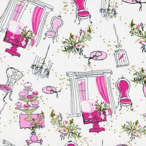 Текстильный рисунок Bywater Fabric (120 фото)