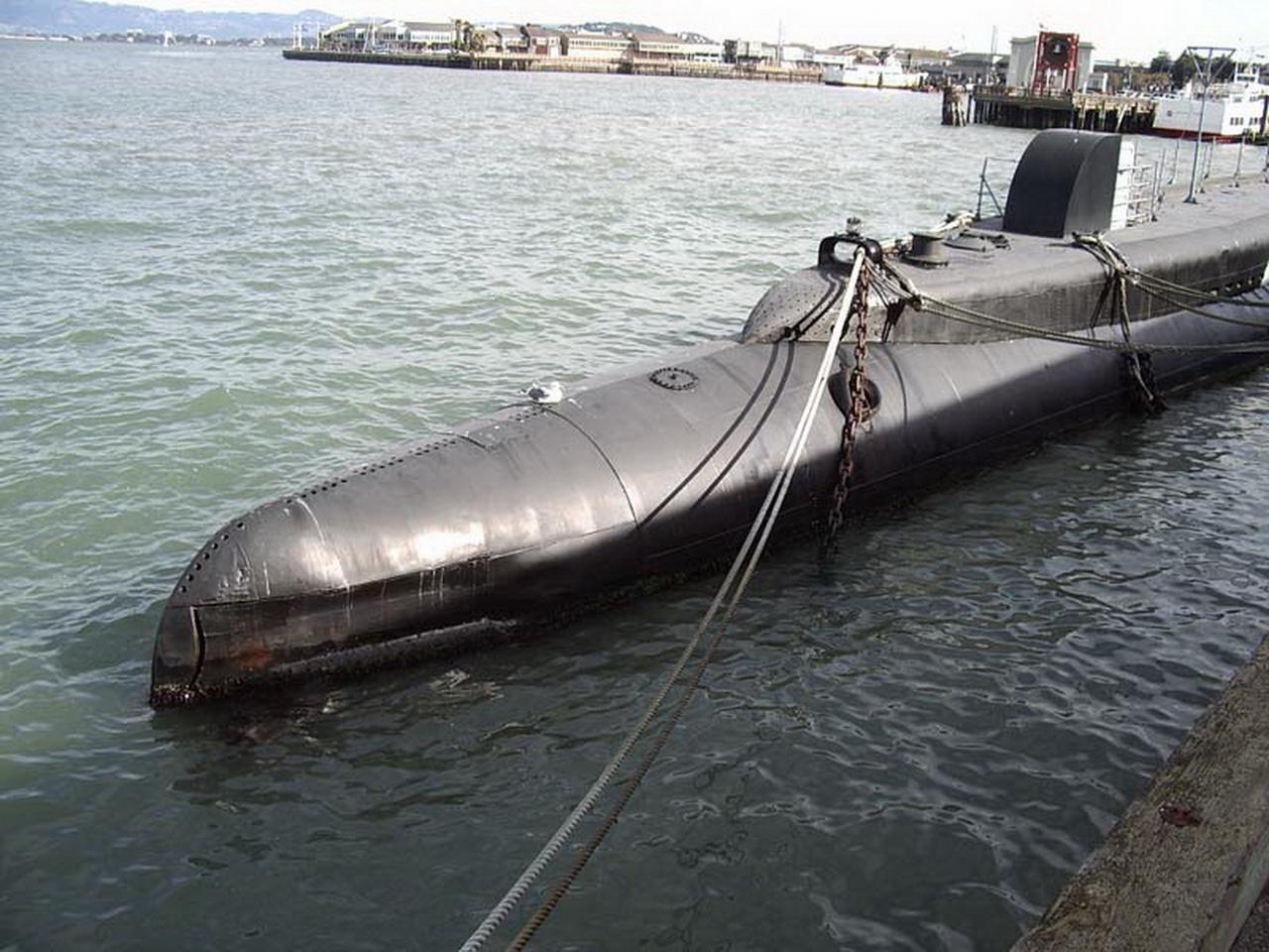 самая лучшая американская подводная лодка