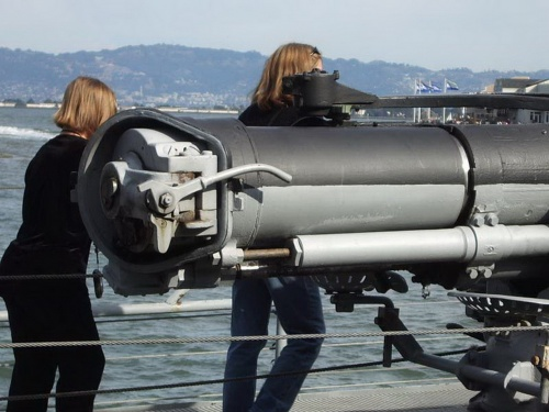 Фотообзор - американская подводная лодка USS Pampanito SS-383 (168 фото)