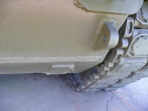 Фотообзор - американский основной боевой танк XM1 Abrams прототип (130 фото)