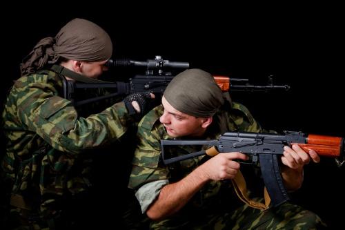 Армейские фото - Армия и оружие (51 фото)