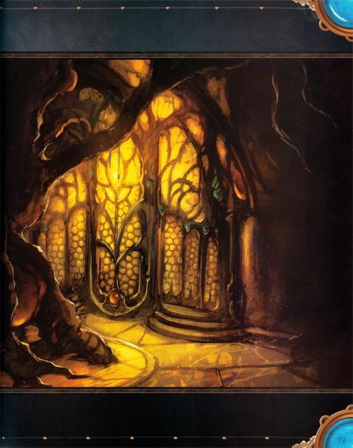 The Art of Mists of Pandaria - Blizzard (World of Warcraft) (212 работ)