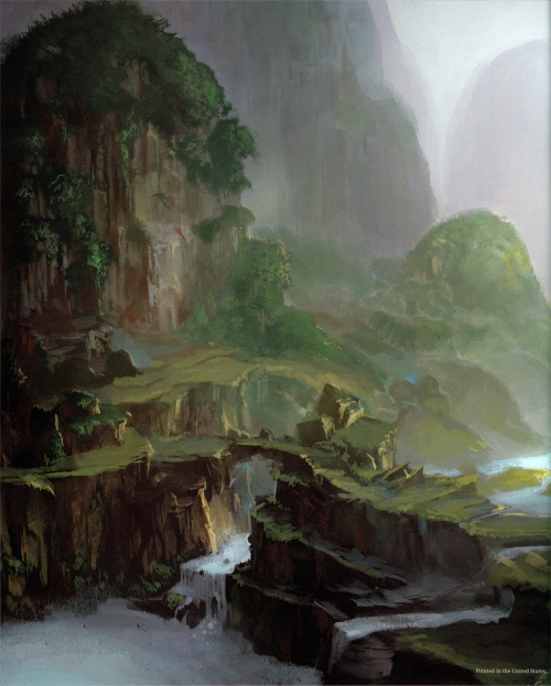 The Art of Mists of Pandaria - Blizzard (World of Warcraft) (212 фото)