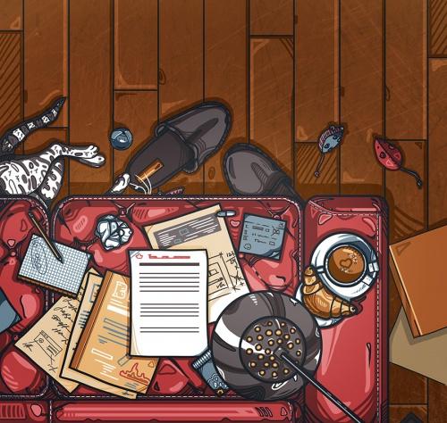Иллюстратор Анна Савкина (24 фото)