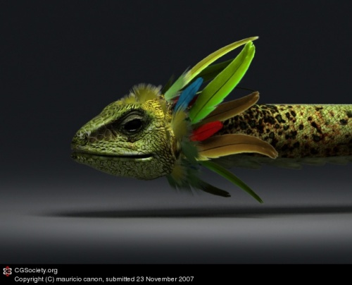 Artworks by Digital Artists for children # 1 (158 фото)