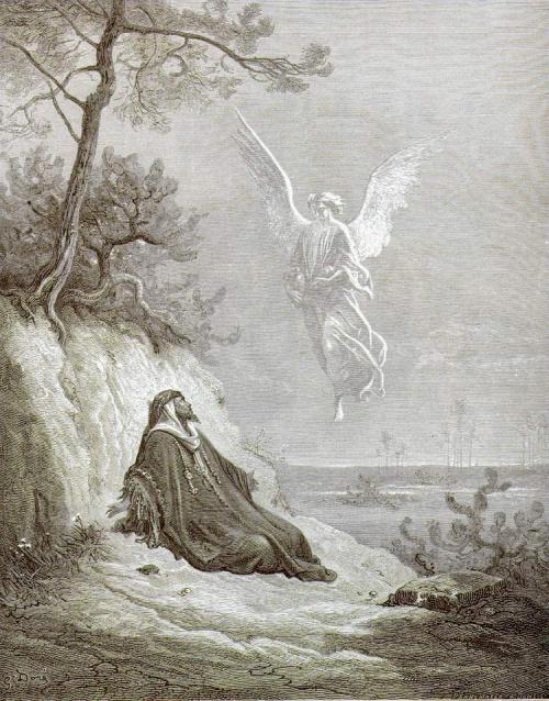 Библия в гравюрах (231 фото)