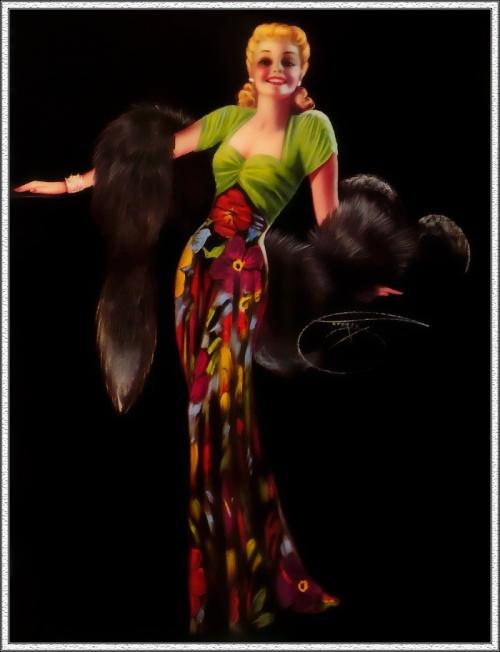 Artworks by Billy DeVorss (92 фото)
