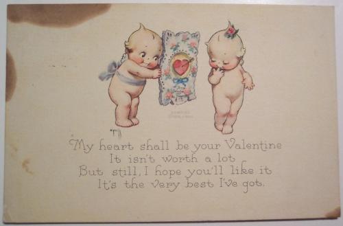 Открытки ХХ века - День святого Валентина 4 (328 открыток)