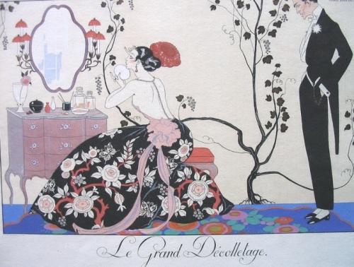 Женский образ на старой открытке 9 (246 работ)
