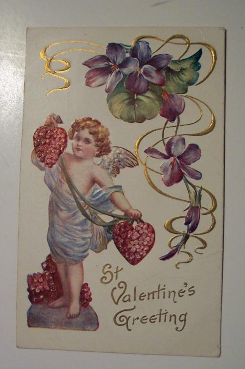 Открытки ХХ века - День святого Валентина 5 (281 открыток)