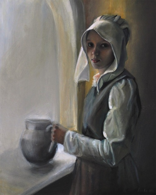 Artworks by Emilia Wilk (64 работ)