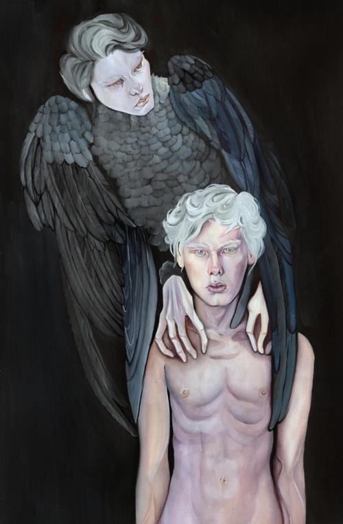 Акварельные работы Анны Даниловой (26 работ)