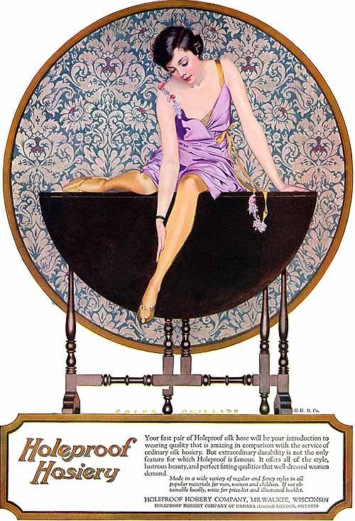 Художник-иллюстратор Clarence Coles Phillips (1880 - 1927) (123 работ)