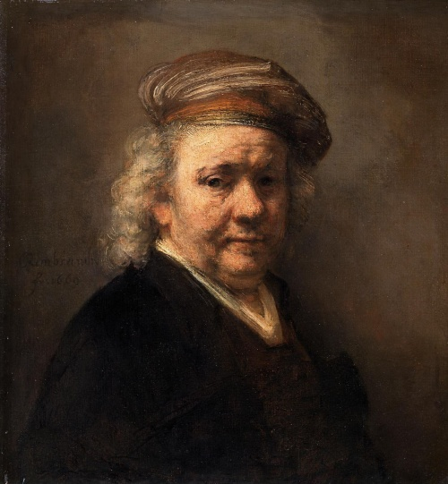 Rembrandt and His Apprentice