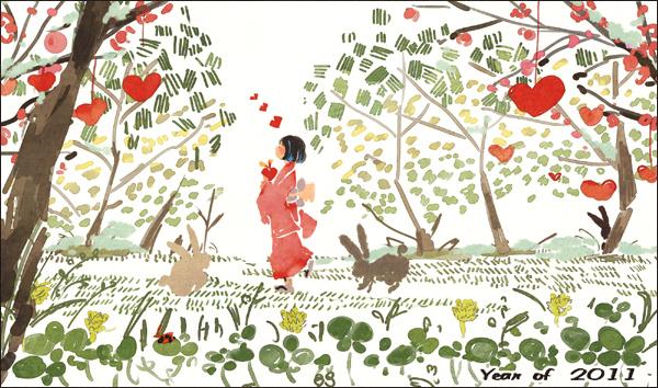 японские эротические рисунки и графика
