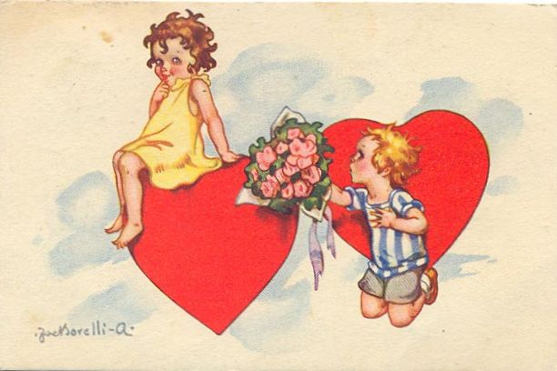 Прикольные картинки до дня валентина