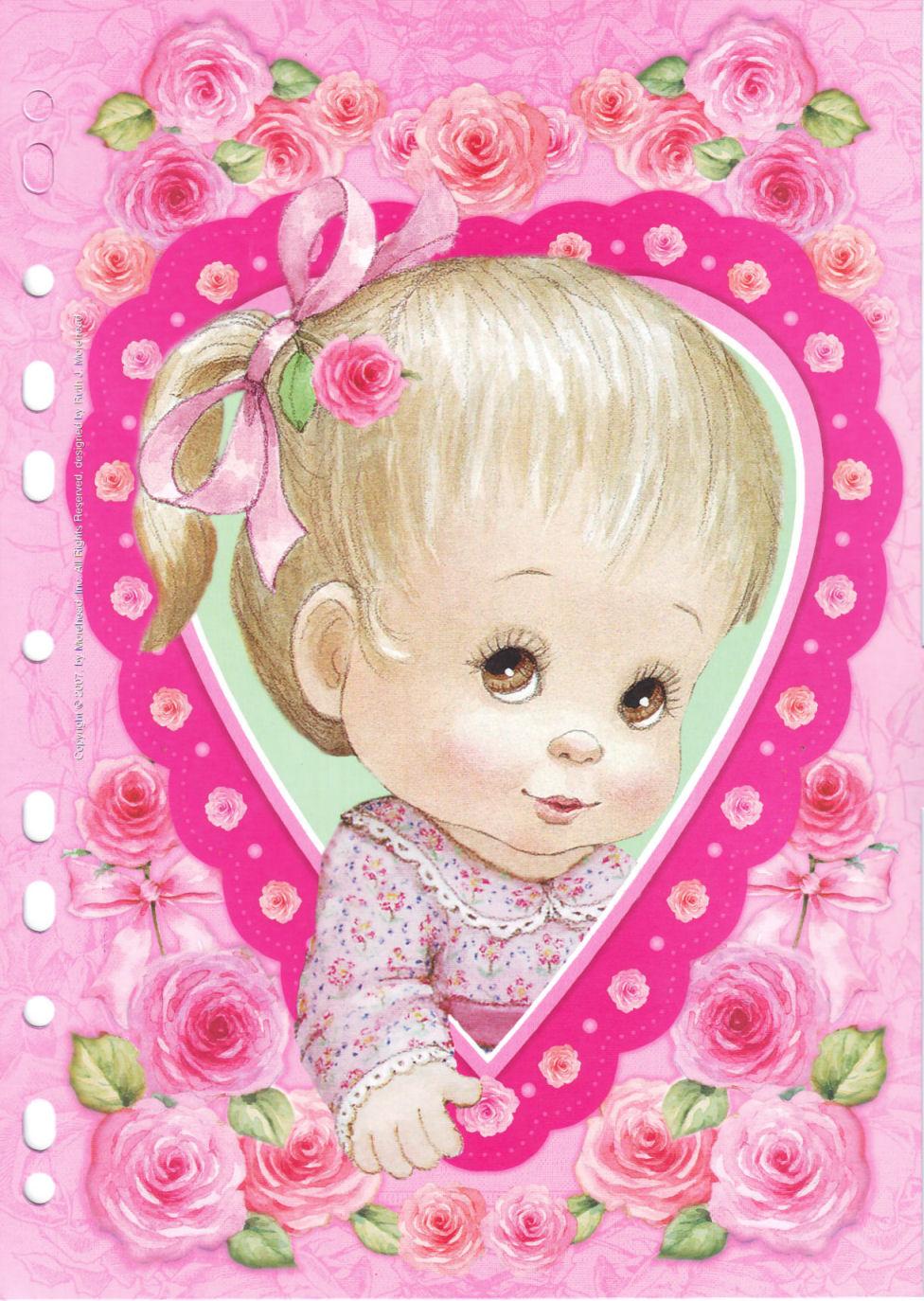 Красивые рисунки для детских открыток