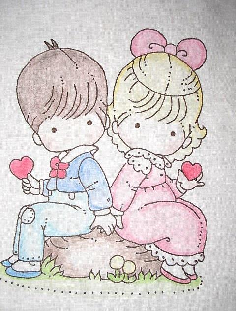 Открытки c забавными животными в День святого Валентина 2 (233 открыток)